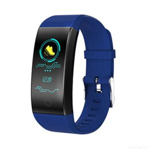 Qw18 intelligent Bracelet Heart rate blood pressure blood oxygen multi exercise mode waterproof color screen