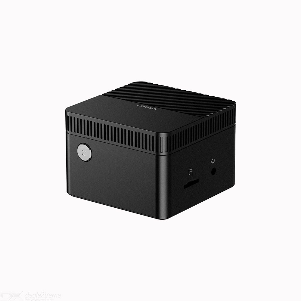 CHUWI LARKBOX PRO Mini PC Portable WIN10 6GB RAM 128G ROM Support 2.4G/5G Dual-band WIFI 802.11a/ac/b/g/n With LED Indicator