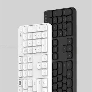 MIIIW MWWK01/MWWM01 Wireless Keyboard Mouse Set Durable Wear-resistant Corrosion-resistant Non-slip USB Interface