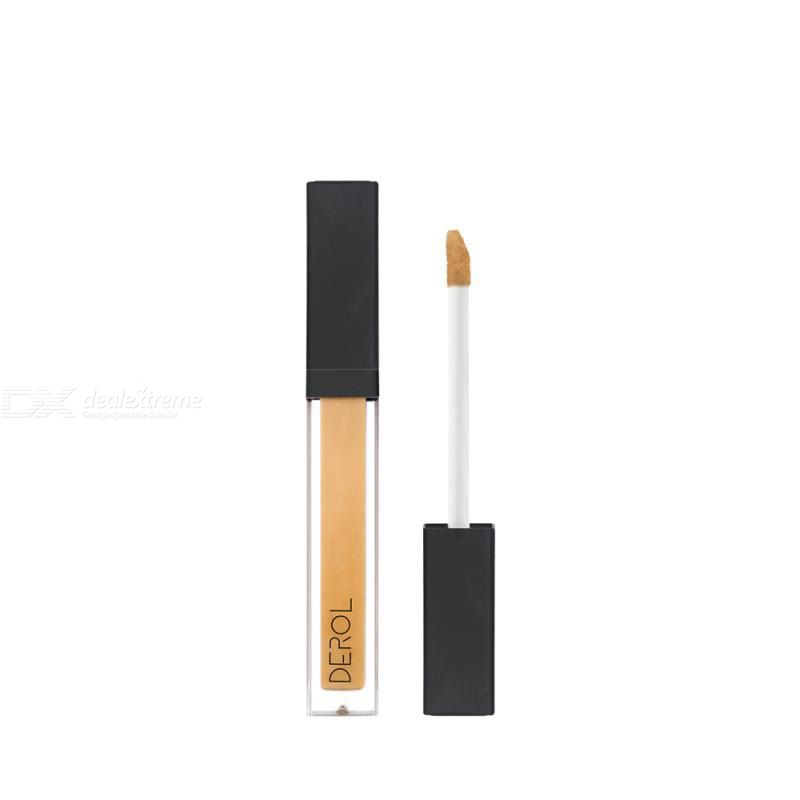 DEROL DR004 6.5ml Concealer Cover Blemishes Diminish Fine Lines Even Out Skin Tone Hide Pores Water-proof Sweat-proof For Women
