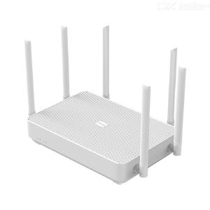 Xiaomi Redmi Router AX6 WiFi 6 Qualcomm 6-core 2.4G/5G 512MB Wireless Router Mesh network Wifi Repeater 6 High Gain Antennas