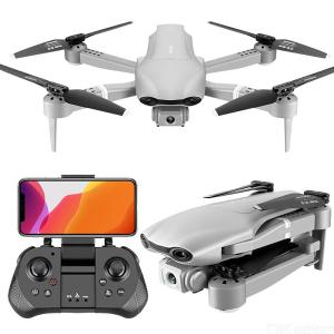 4K Folding GPS Drone Aerial Photography Dual Smart Positioning Return Flight Four Axis Aircraft Professional Cross Border Remote