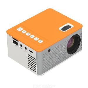 UC28D LED Projector Portable Projector For Children Mini Home Theater Projector Same Screen With Mobile Phone 10ANSI