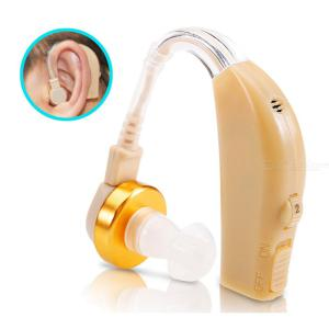 Rechargeable Hearing Aid Ear Care Tool Adjustable Hearing Aid For Old People/Hearing Loss