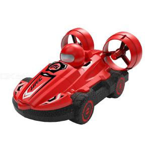 JJRC Two-in-one Amphibious Drift Car Remote Control Hovercraft Durable Waterproof Charging For Kids