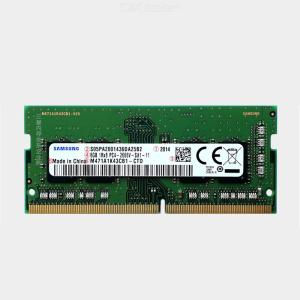 SAMSUNG DDR4 RAMs 2666MHz 4/8/16/32G M471A1K43CB1-CTD Single For Laptop