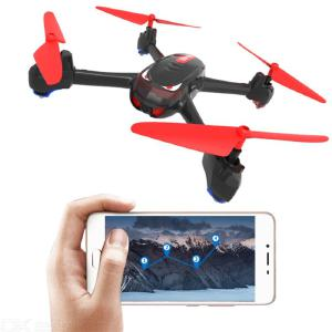 SH2 Foldable Drone Portable GPS 1080P HD Camera 2.4G Remote Control Smart Follow With LED Light Multi-electric Version