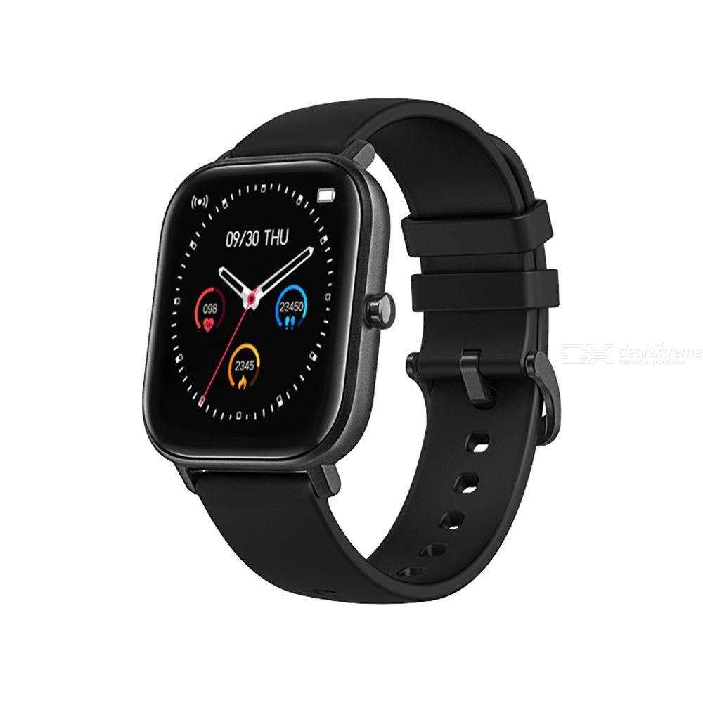 P8 1.4 Inch Smart Watch Full Touch Fitness Monitor Blood Pressure Smartwatch Women GTS Smartwatch for Xiaomi