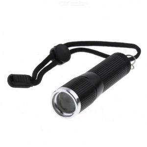 1800 LM MINI Focusing flashlight Zoom focus strong light flashlight