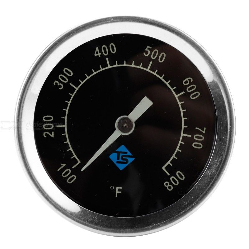 Oven Thermometer 100-800? Stainless Steel Barbecue Oven Pointer Thermometer