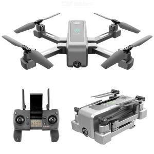 HR H5 Foldable Drone Portable HD Camera 5G/2.4G Romote Control Image Transmission With LED Light Multi-Electric Version