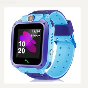 Q12 Smart Watch SOS Phone Watch Smartwatch For Kids With Sim Card Photo Waterproof IP67 Kids Gift For IOS Android for Children
