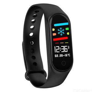M4 Smart Band Watch Colorful Screen Fitness Tracker Waterproof Sport Passometer Bluetooth Wristband For IPhone Android