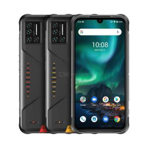 UMIDIGI BISON IP68/IP69K Waterproof Rugged Phone 48MP Matrix Quad Camera 6.3 FHD+ Display 6GB+128GB NFC Android 10 Smartphone