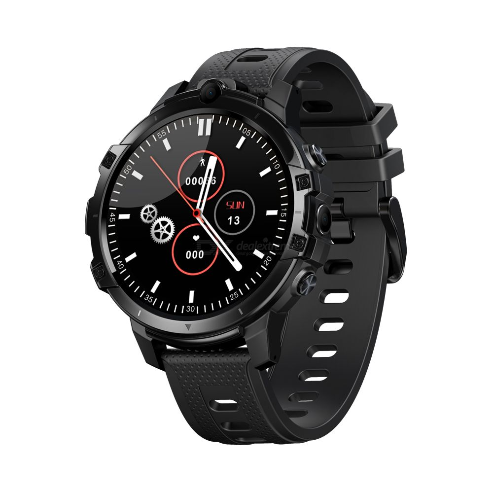 Zeblaze Thor 6 Smart Watch 4G RAM 64G ROM 4G LTE Global Band Bluetooth 5.0 1.6 Inch IPS Display Screen Android 10