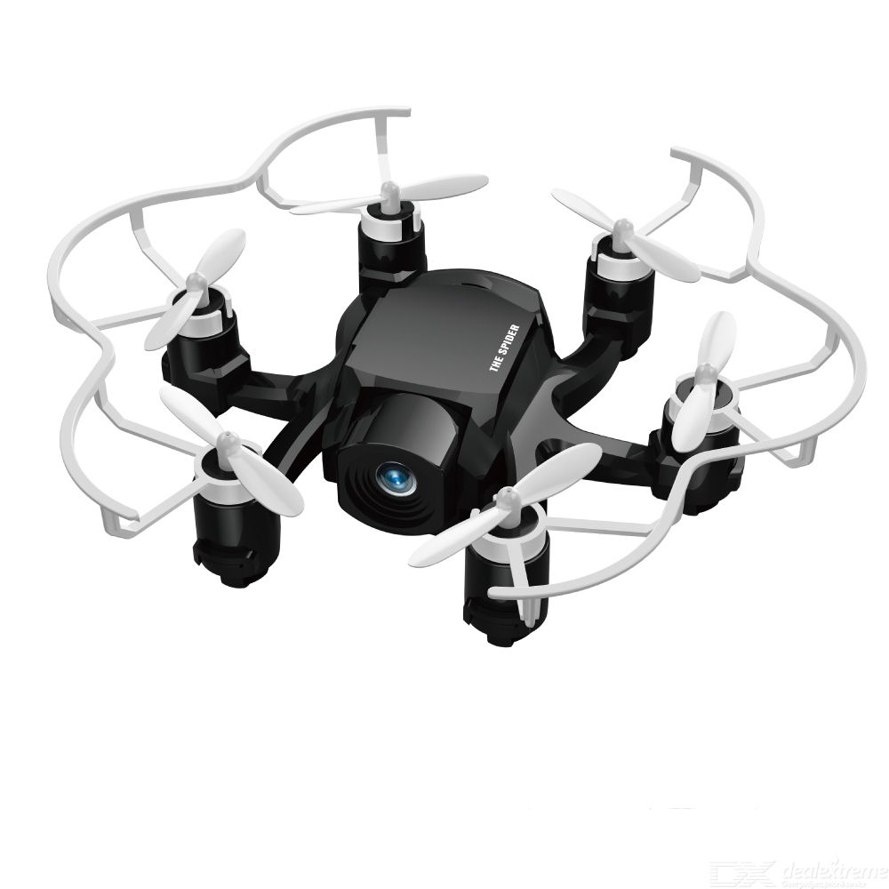FQ777-126C Mini Drone 6-axis Aerial Photography Drone Electric Remote Control Aircraft Toy Pocket Hexacopter