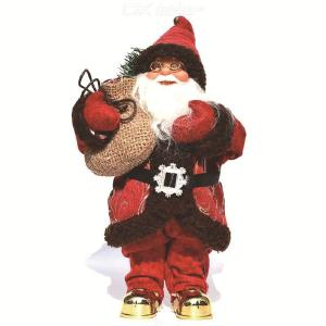 Christmas Decorations Santa Claus Dolls Standing Christmas Figure Holiday Decoration Ornaments Window Layout Decoration