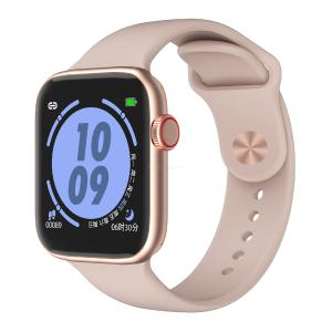 I6 Smart Watch Color LCD Screen Bluetooth 4.0 Waterproof 1.54-inch 2.5D High-definition Display