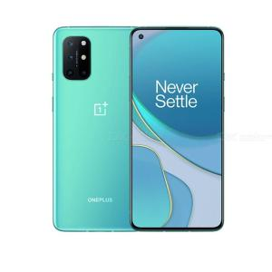 Original OnePlus 8T 8GB RAM 128GB ROM Mobile Phone Snapdragon 865 120Hz Fluid AMOLED Display 48MP Quad Camera
