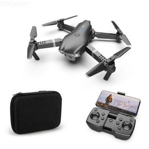 S602 Mini Drone Foldable Portable HD Camera Air Pressure Fixed Height 2.4G Remote Control (Multi-Electric Version)