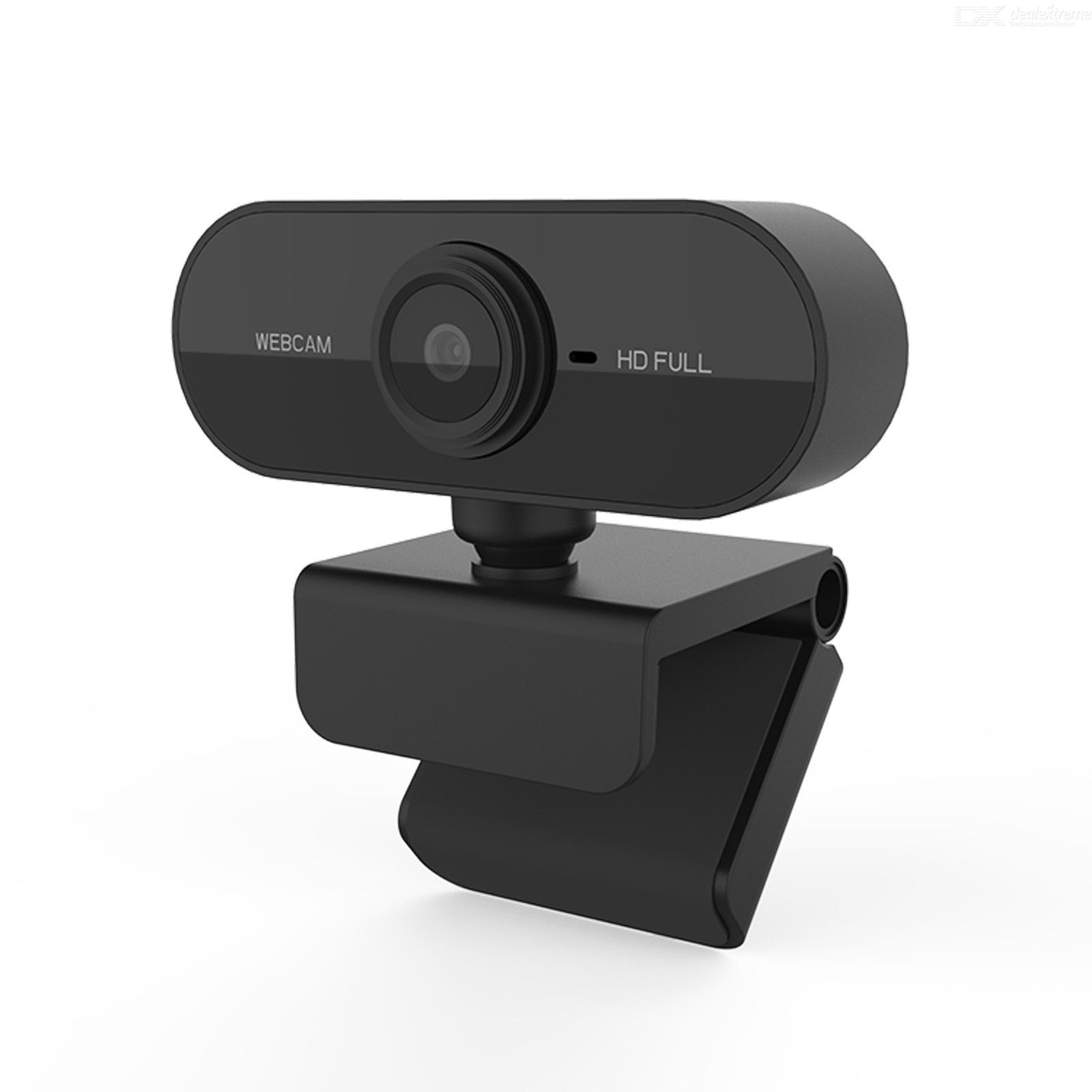 GOFORAY Web Camera HD 1080P USB Video Cam with Mic 2 Megapixels Drive Free Webcam for PC Video Calling Meeting Online Teaching