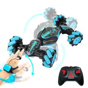 GW124 RC Cars Remote Control Twisting Vehicles With 360-Degree Flip Spin Hand Control Mode