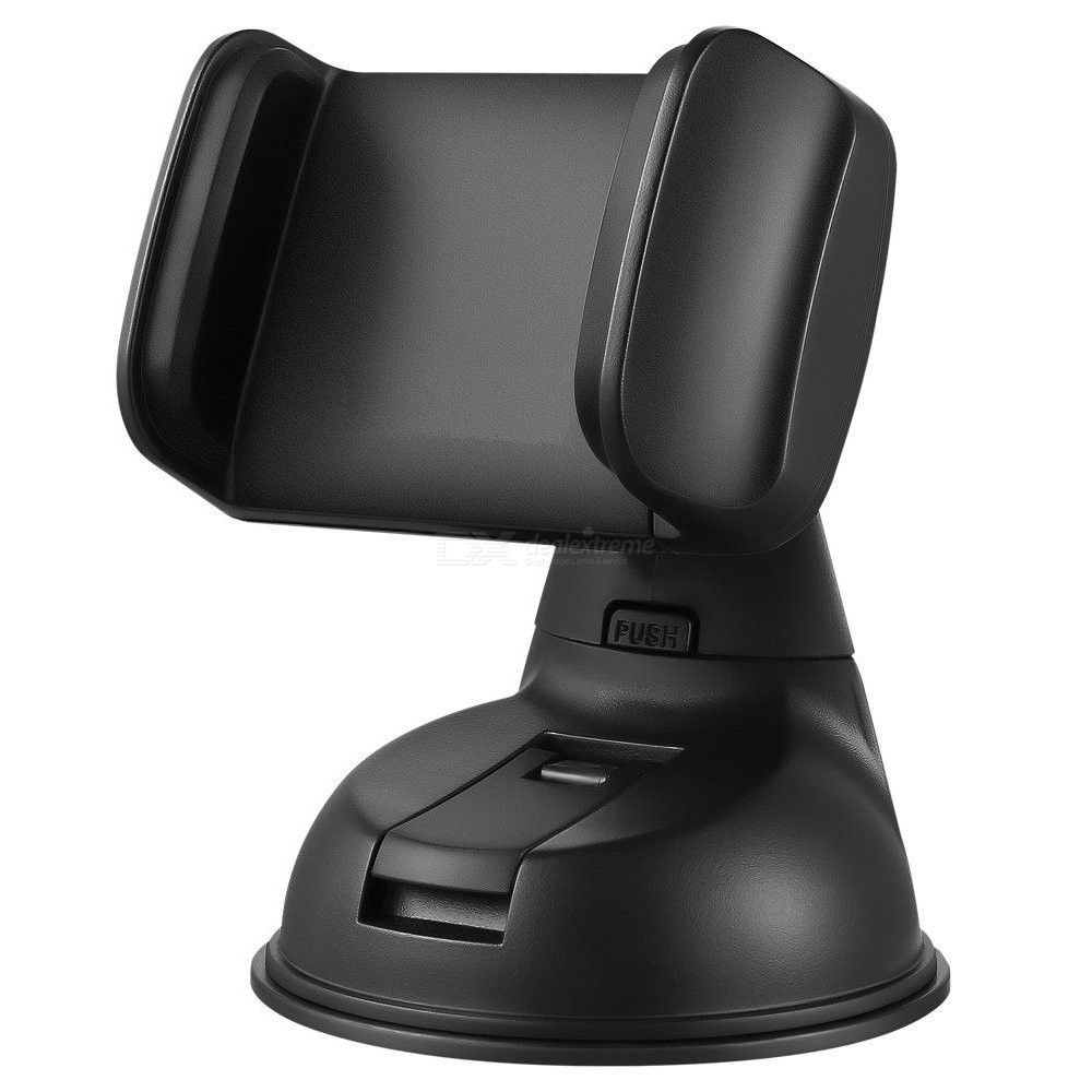 360-Degree Car Mount Holder Windshield Phone Holder Stand