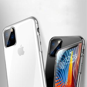 Ultra Thin Clear Case For iPhone SE 2020 11 12 Pro Max XS Max XR X Soft TPU Silicone For iPhone 5 6 6s 7 8 Back Cover Phone Case