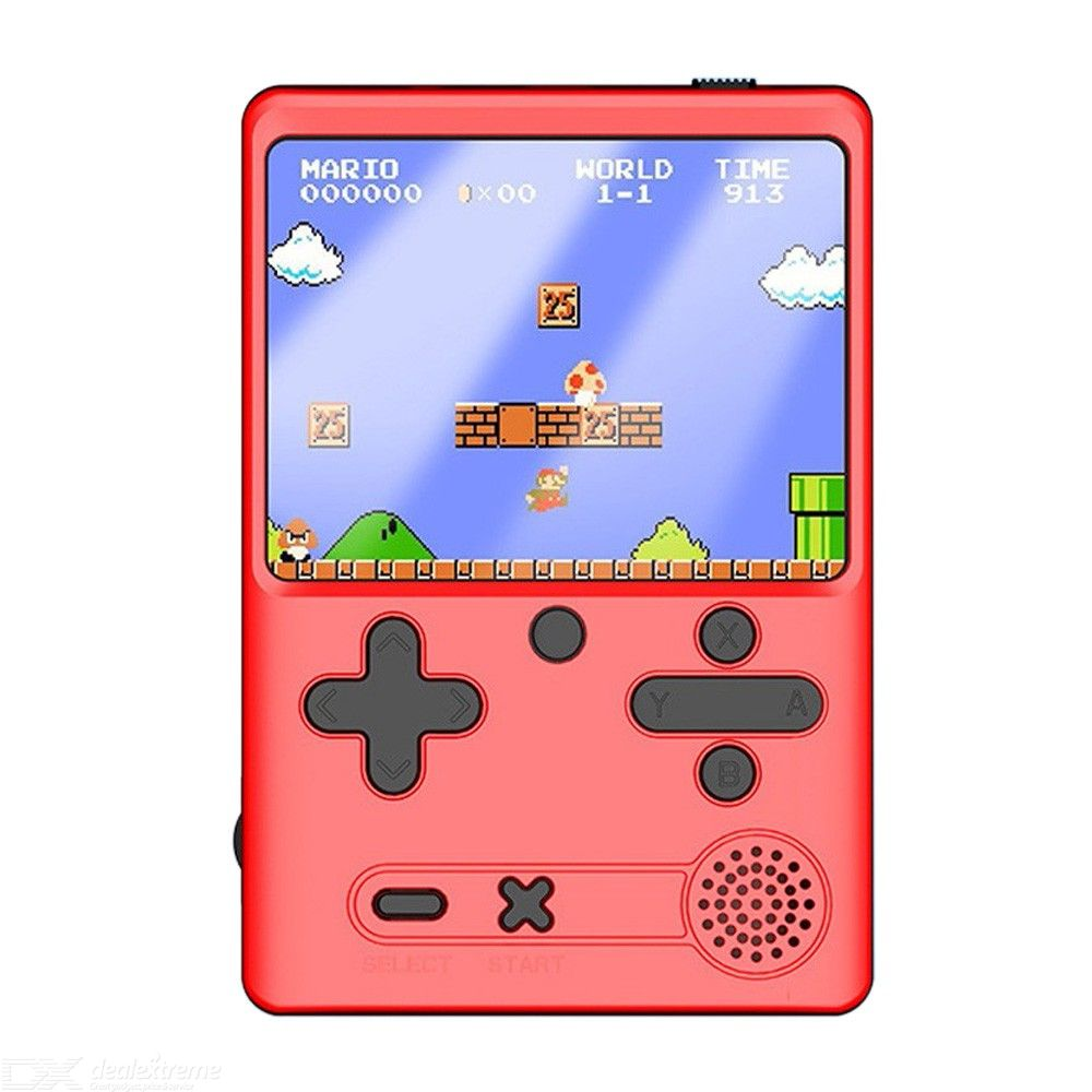 Retro Handheld Video Games Console Game Built-in 500 Classic Games Gaming Player Mini Pocket Gamepads 3.0 Inch Screen Child Gift