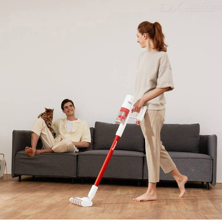 TROUVER Power 11 Handheld Vacuum Cleaner Dust Remover Portable Household Cleaning Tools Dust Sweeper