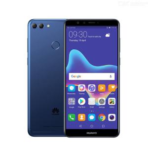 Huawei Y9 2018 Global Version Smartphone 3GB 32GB 5.93 Inches Kirin 659 Octa Core 6MP Rear Camera 4000mAh Android 8.0