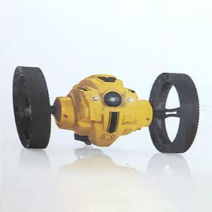 RC Jumping Bounce Car Wireless 2.4Ghz Remote Control 360-degree Rotation With LED Night Light (Multi-Electric Version)