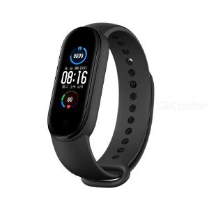 Smart sports watch with tracker   M5, heart rate and blood pressure smart watch bracelet