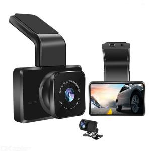 Dash Camera HD GPS WIFI Double Recording Night Vision Support TF Card