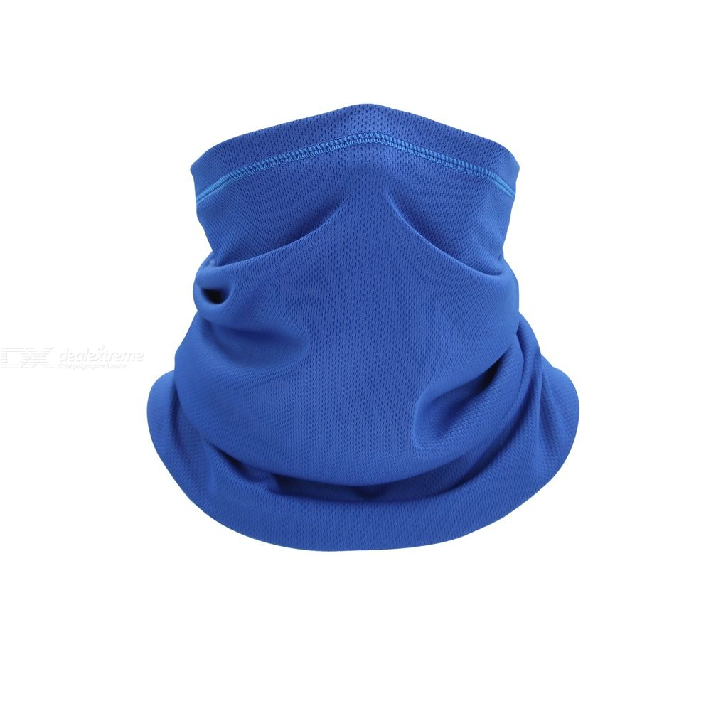 WB-WY Ice Silk Sunscreen Headgear Quick-drying Breathable Cycling Face Mask Sun Protection Face Protection Cycling Mask