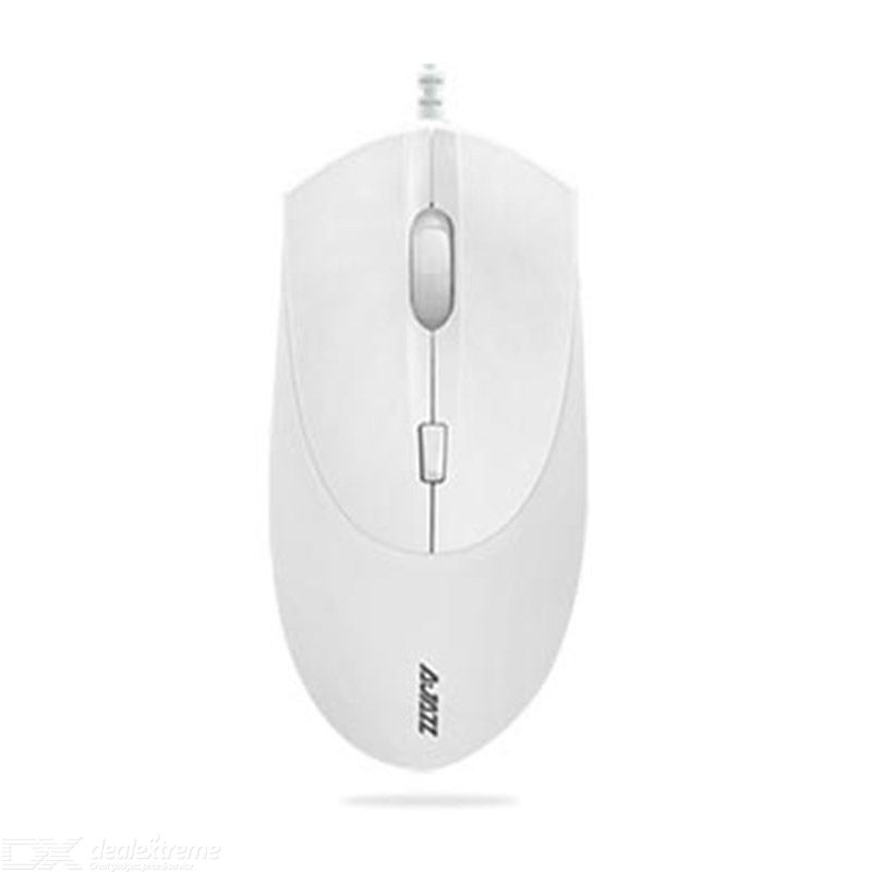 Ajazz AJ107 Gaming Mouse Wired Fashion Mouse Office Notebook Computer Mouse Ergonomic Mouse For Home Office