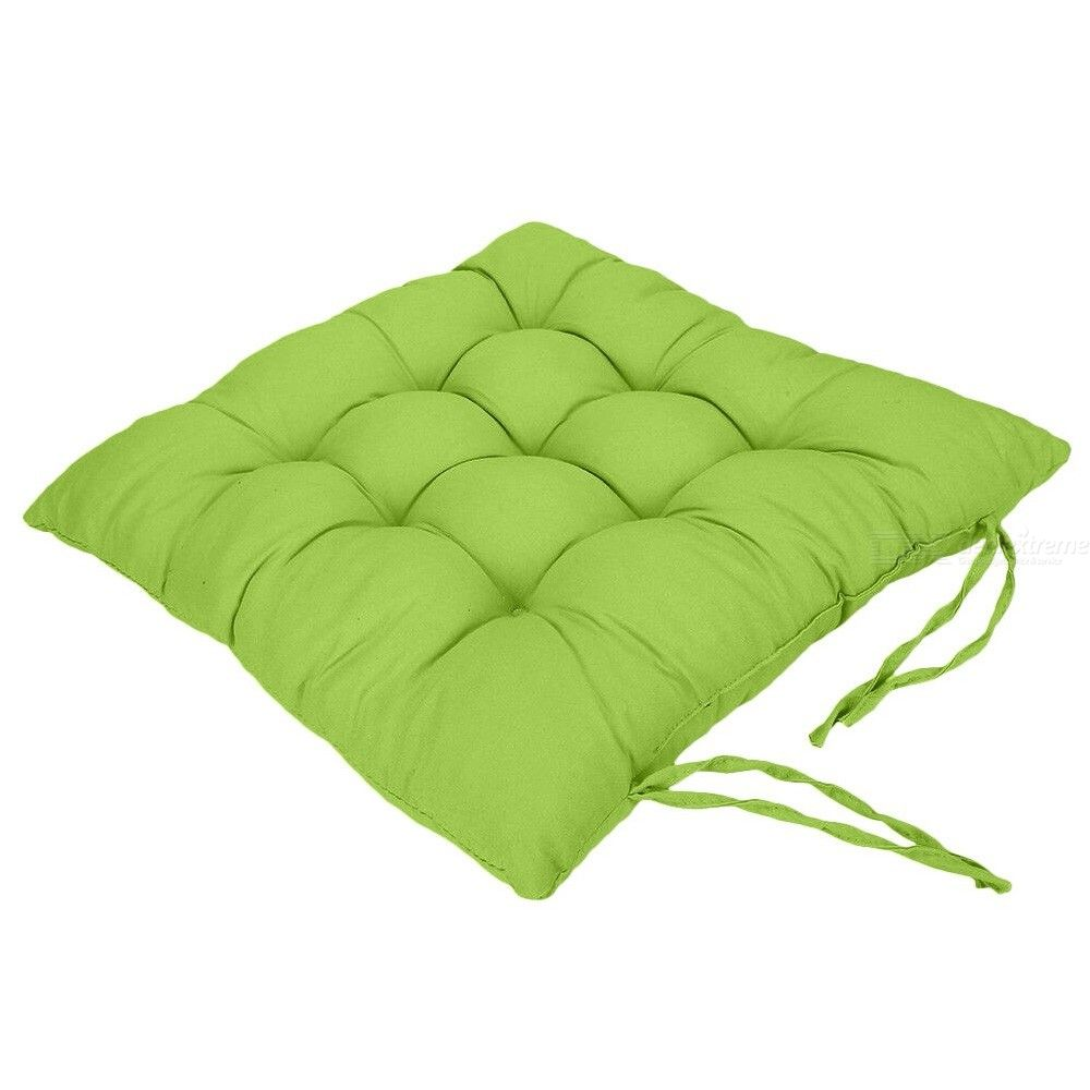 Square Chair Pad Thicker Seat Cushion For Dining Patio Home Office Indoor Outdoor Garden Sofa Buttocks Cushion