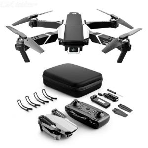 YLRC S62 Foldable Drone Portable 4K HD Camera 4-axis Foldable Body Design With Six-axis Gyroscope (Multi-electric Version)
