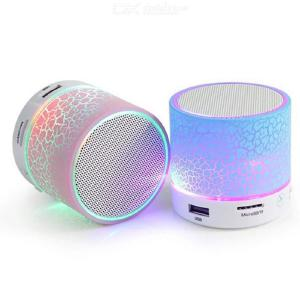 Bluetooth Speaker Mini Portable Wireless 3D Stereo Bluetooth 2.1 Low Frequency Enhancement System