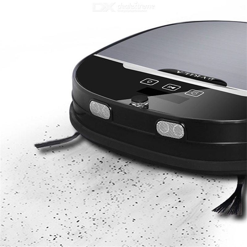 Smart Sweeper Ultra-slim Sweeping Robot Household Wireless Robot Automatic Floor Cleaning Robot Intelligent Robot Vacuums