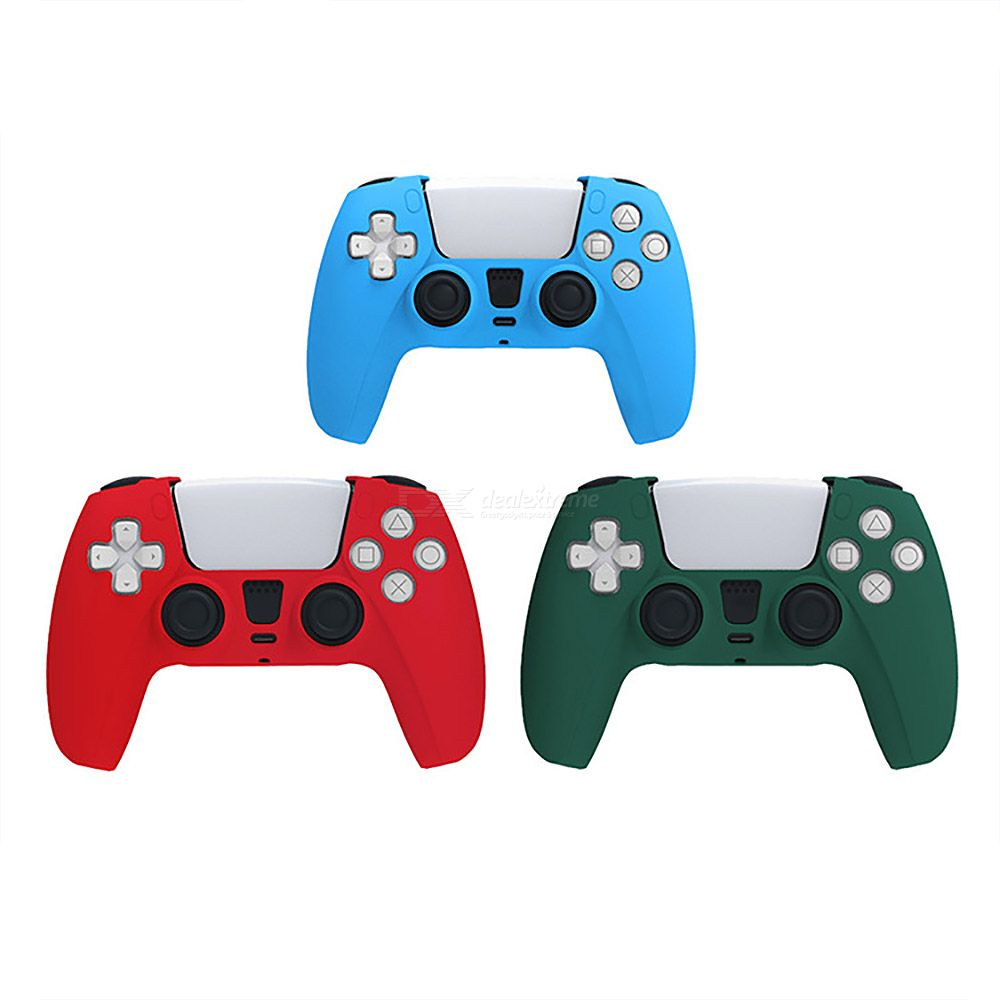 DOBE FOMIS ELECTRONICS PS5 Gamepad Silicone Protective Cover Light Weight Slip Resistance Durable Silicone Material