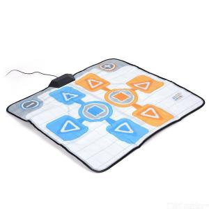 Double Person Dance Mat Dance Pad Non-Slip Dancing Blanket for Nintendo Wii Console Game