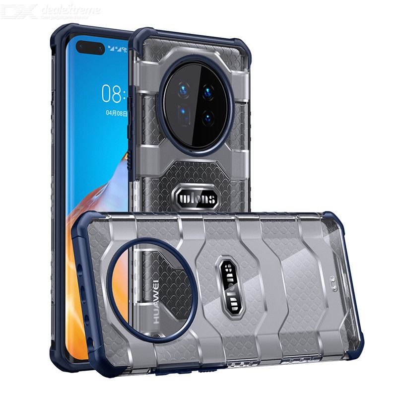 Wlons Airbag Anti-falling Mobile Phone Case For Mate 40 Pro+  Protective Case