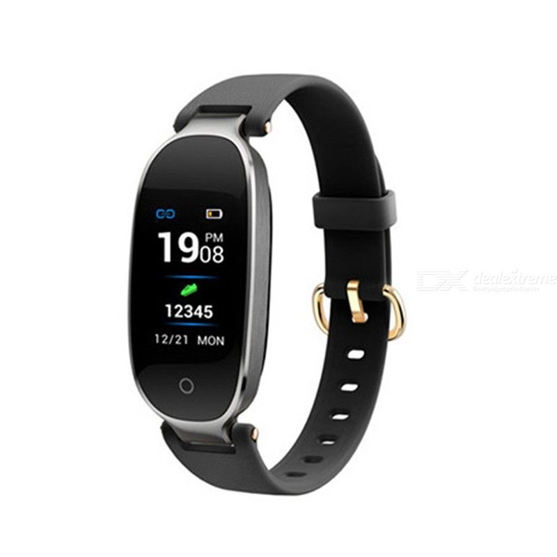 S3 smart Bracelet women leisure fashion sleep heart rate music play remote control photo to prevent losing SPORTS BRACELET