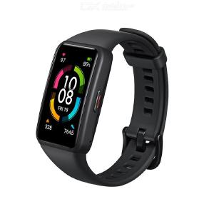 HUAWEI HONOR 6 Smart Watch 1.47-inch Color Screen Magnetic Charging Waterproof Silicone Strap