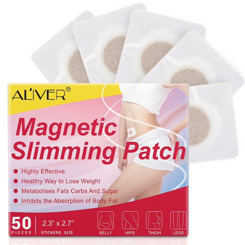 Aliver Lazy Slimming Patch Stringing Belly Phot Patch Tenere L'attrezzo Sano E In Forma