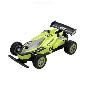 JJRC Q91 1/20 RC Car 2.4GHZ Remote Control Magnetic Carbon Brush Motor Four-wheel Crash Resistance (Multi-electric Version)