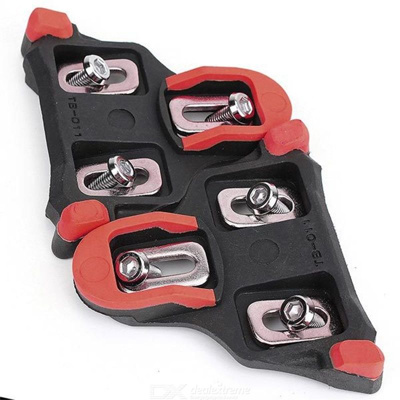 Road Cleat Splint Group Road Bike Shoes Self-locking Latch Piece Outdoor Bicycle Pedal Accessories Cycling Equipment