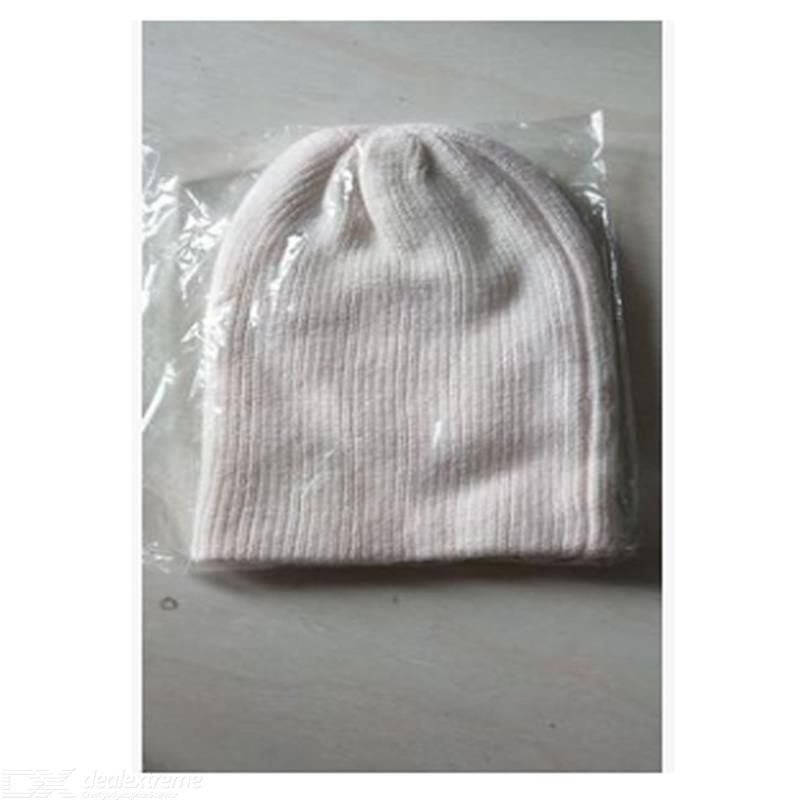 Thick Hat Knitted Hat Sleeve Hat Beanies Hat Winter Caps For Women