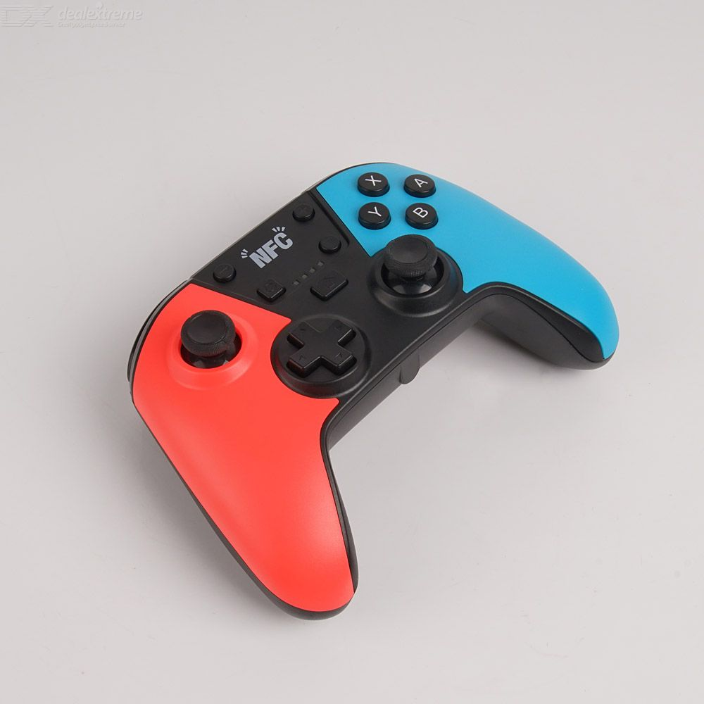Wireless Gamepads Bluetooth Wireless Connection With Wake-up Function Voice Function For Switch/Switch Lite/PC